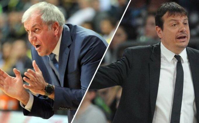 Obradovic ile Ataman, Dörtlü Final'de 19 yıl sonra rakip