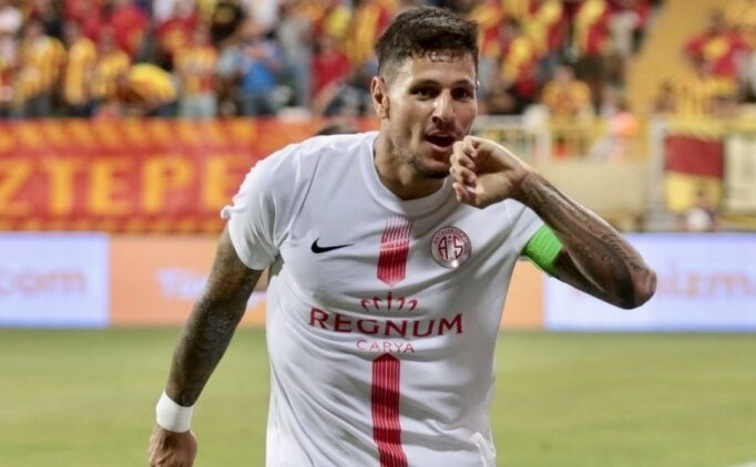 Diego attı, Antalyaspor 3 puanla başladı! Göztepe...