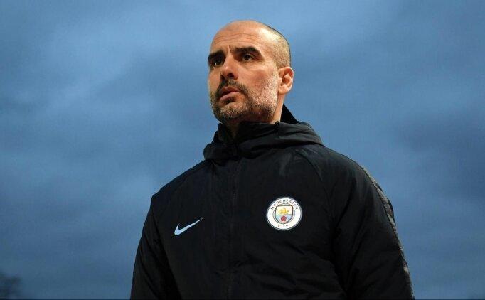 Guardiola açıkladı: 'Savunmaya transfer yok'