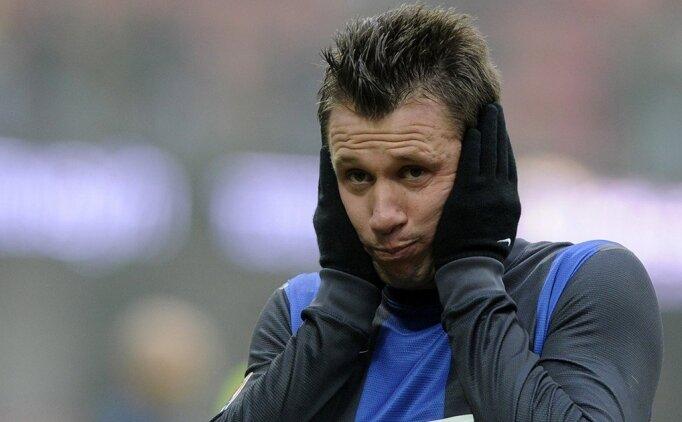 Cassano'nun Inter iddiası; 'Serie A'yı kazanacak'