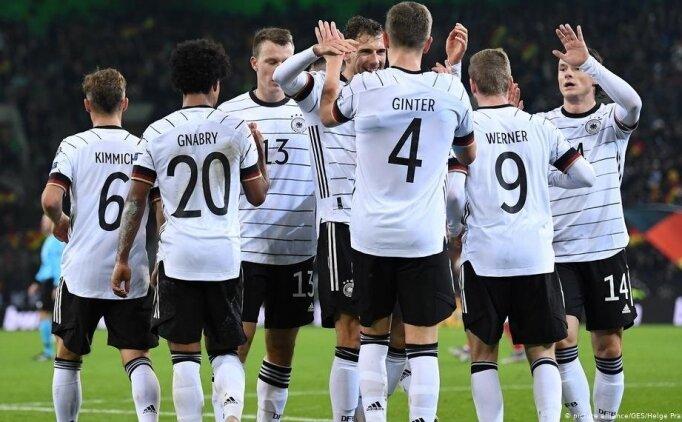 Almanya güle oynaya EURO 2020'de!