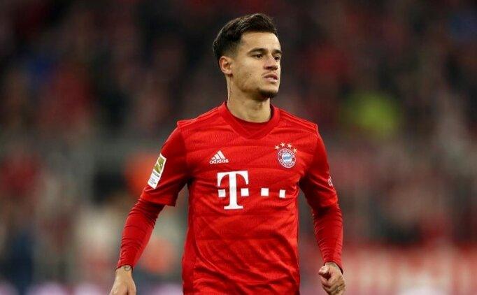 Coutinho: 'Bayern Münih'te kalmak isterim'