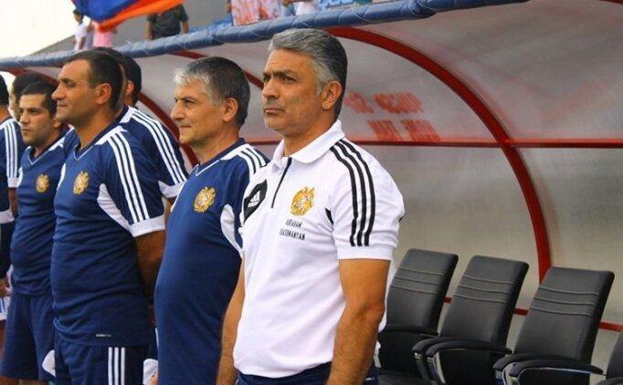 Ermenistan'da 9-1 sonrası istifa sinyali!