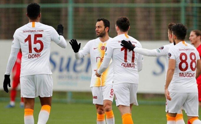 Leipzig-Galatasaray: Bruma'dan kalan hesap!