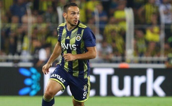 Fenerbahçe'de Mevlüt Erdinç Malatya maçında yok