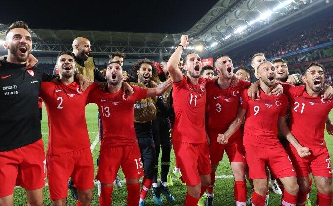 Fransa maçı öncesinde 'Duvar' gibi defans