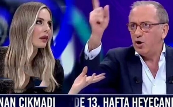 Hande Sarıoğlu'nun Emre Belözoğlu Sorusu Fatih Altaylı'yı Kızdırdı! Yayını Terk Etti…
