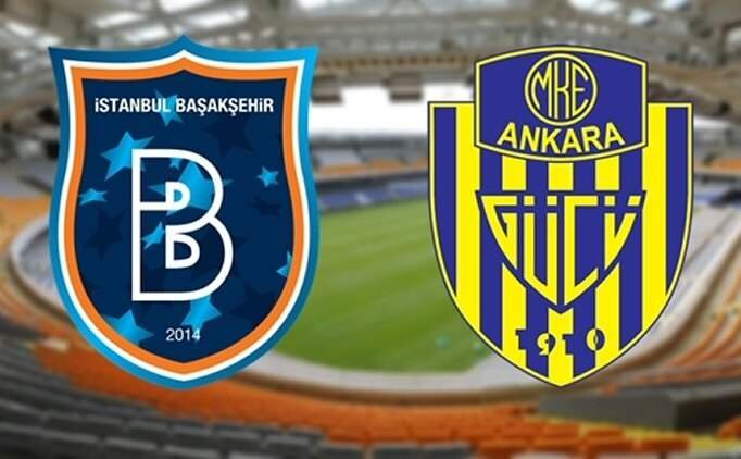 bein sports izle, Başakşehir Ankaragücü maçı izle, Başakşehir maçı canlı skor