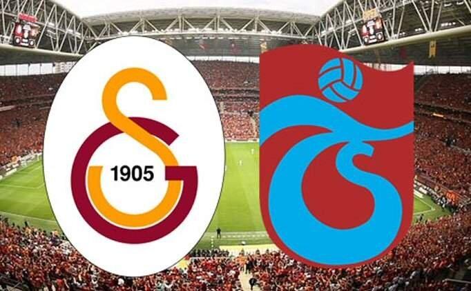 Galatasaray Trabzonspor maçı ÖZET izle, GS TS maçı kaç kaç bitti?