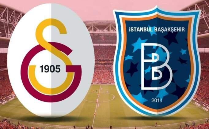 Galatasaray Başakşehir maçı geniş özet linki, GS Başakşehir izle