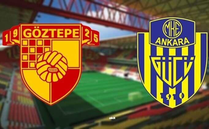 Göztepe Ankaragücü maçı geniş özet ve golleri izle