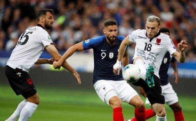Bilyoner.com ile maç önü: Arnavutluk - Fransa