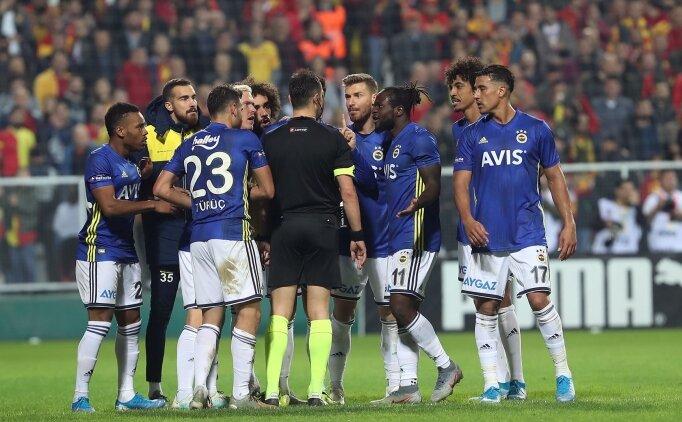 Fenerbahçe'de isyan; 'Kurallar bizim üzerimizde mi test ediliyor?'