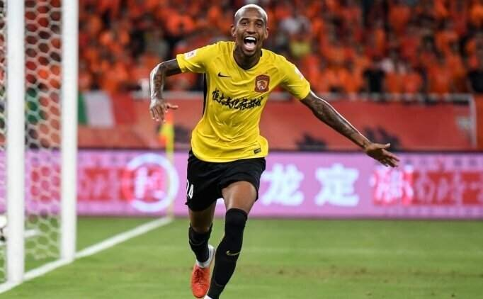 Anderson Talisca'dan 'Come to Fenerbahçe' paylaşımı