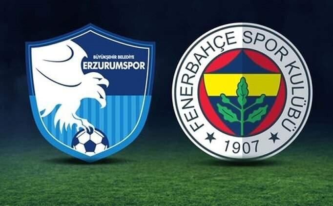 Erzurumspor Fenerbahçe ÖZET izle, Erzurum FB golü izle