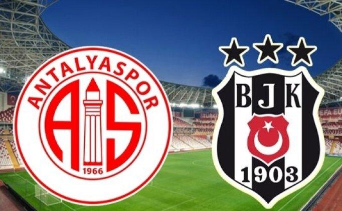 ÖZET İZLE : Antalyaspor Beşiktaş golleri izle