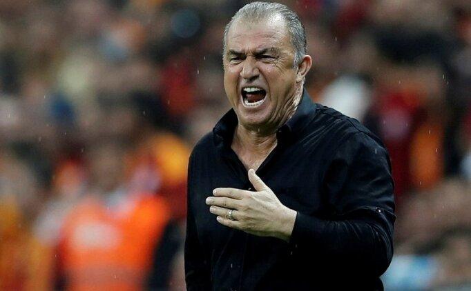 Galatasaray'da Fatih Terim'e dev destek