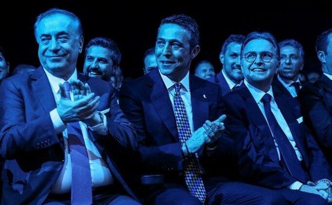 Galatasaray'ın listesine Ali Koç da girdi