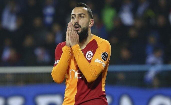 Kostas Mitroglou: 'Galatasaray'dan ayrılmayı düşünmüyorum'
