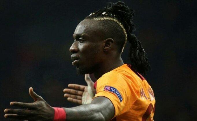Galatasaray'da Mbaye Diagne'ye penaltı yok