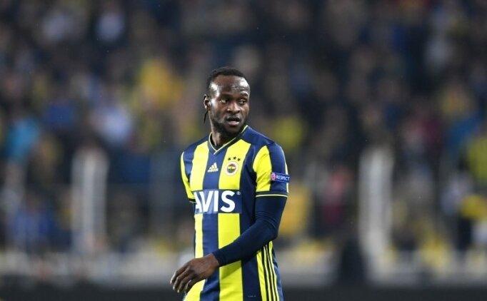 Fenerbahçe'de Isla ve Moses geri dönüyor