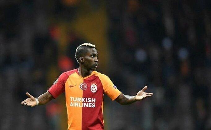 Galatasaray'da ilk yolcu Henry Onyekuru
