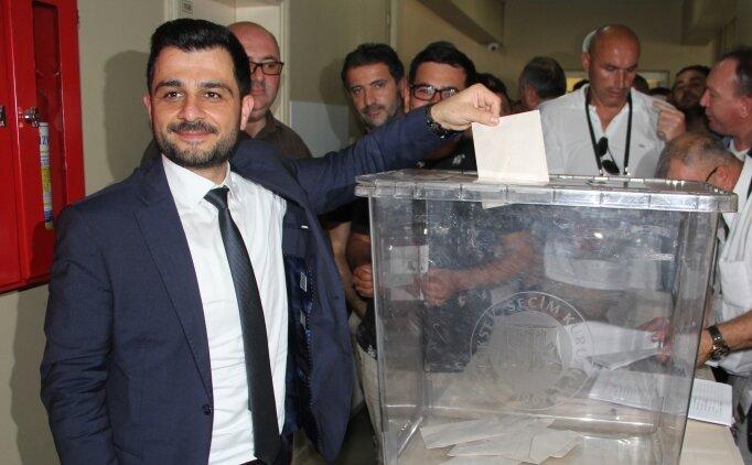 Giresunspor'da Sacit Ali Eren, yeniden başkanlığa seçildi!