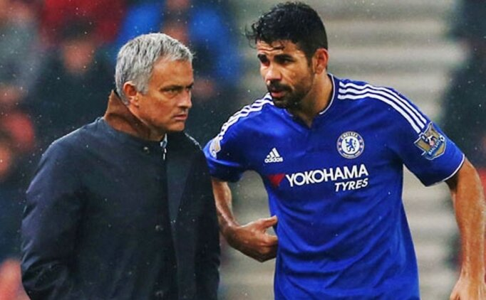 Mourinho'dan Diego Costa'ya: 'hayvan'