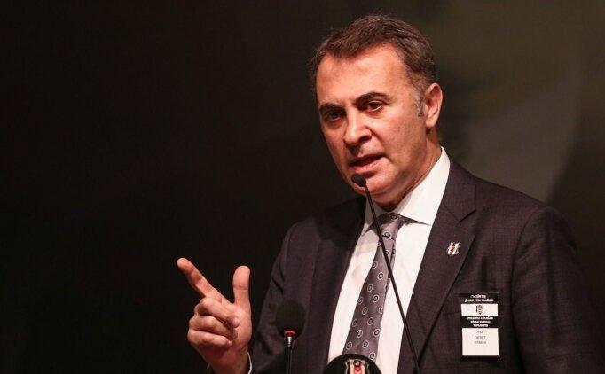 Fikret Orman: 'Bir sağ bek transferi yapabiliriz'