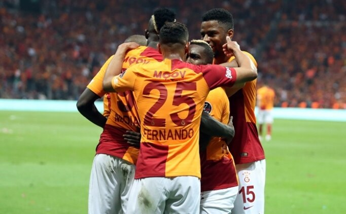 Galatasaray'ın Rizespor karşısındaki 11'i belli
