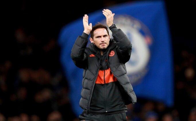 Lampard: 'Şampiyonluk yarışı vermiyoruz'
