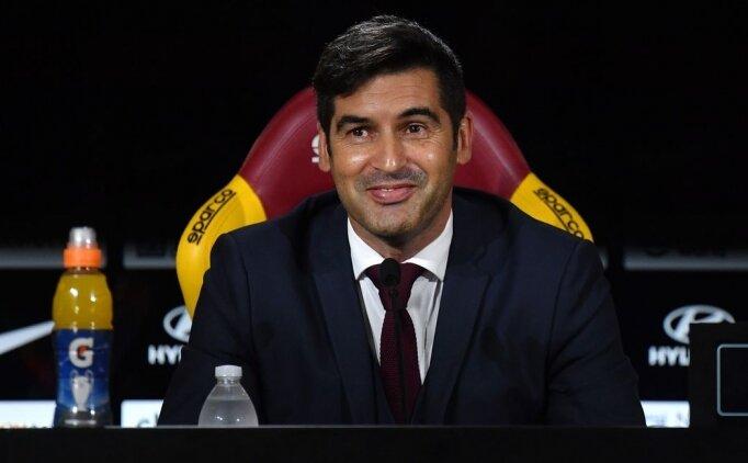 Fonseca: 'Başakşehir dikkatimizi vermemiz gereken bir takım'