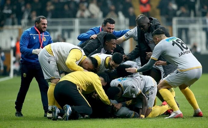 Malatyaspor, İstanbul'daki galibiyet hasretini sonlandırdı