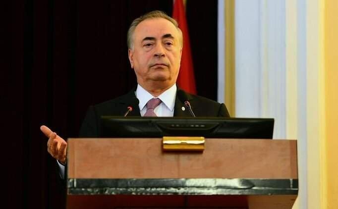 Mustafa Cengiz'den Dursun Özbek'e haciz tepkisi