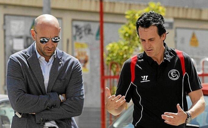 Unai Emery ile Monchi, Premier Lig'de buluşuyor!