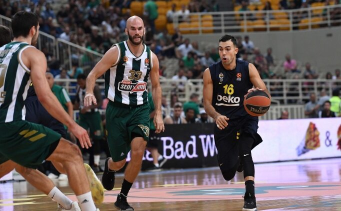 Fenerbahçe Beko, Pana'ya 10 sayıyla kaybetti!