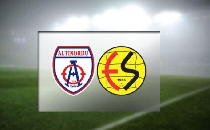 Eskişehirspor Altınordu canlı hangi kanalda? Eskişehirspor Altınordu maçı saat kaçta?