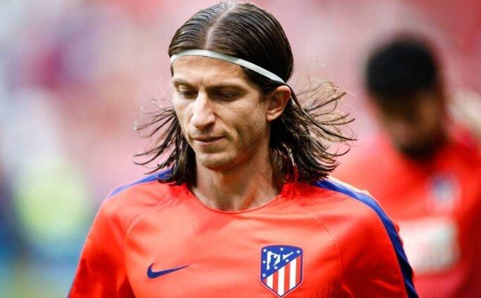 Filipe Luis, Atletico Madrid'de kalmak istiyor!