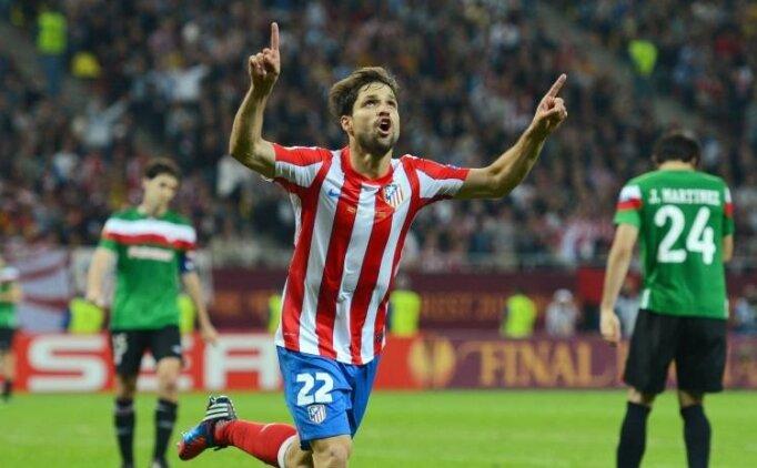 Diego: ''Umarım Şampiyonlar Ligi'ni Atletico kazanır''