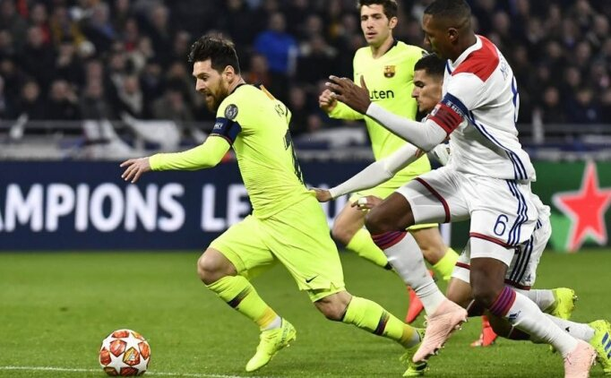 Barcelona Lyon canlı hangi kanalda? Barcelona Lyon maçı saat kaçta?