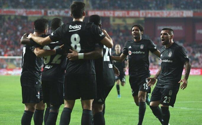 Beşiktaş-Denizlispor! Muhtemel 11'ler