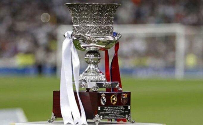 İspanya Süper Kupası, 6 yıl Suudi Arabistan'da