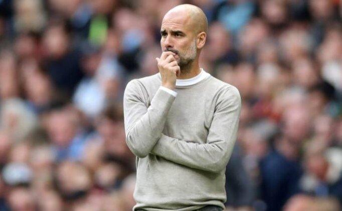 'Guardiola, Bayern Münih'i düşünmüyor'