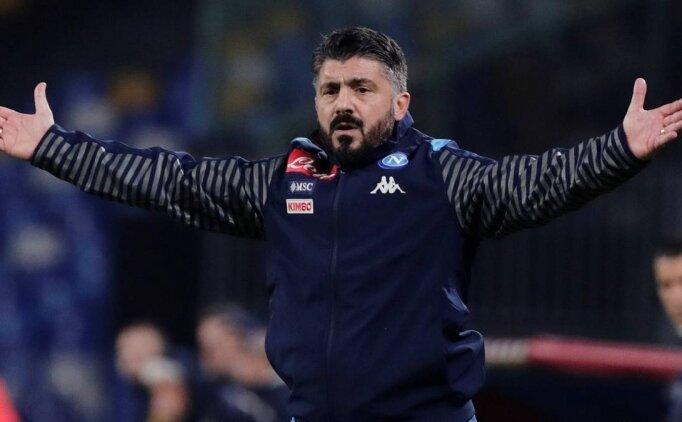 Gattuso da Napoli'ye çare olamadı
