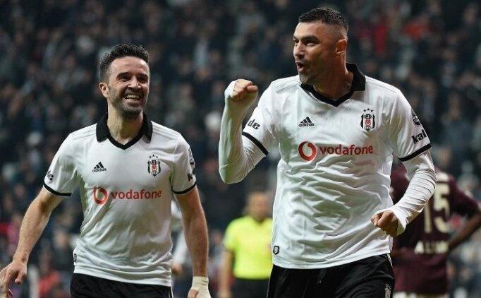 Burak Yılmaz: 'Trabzonspor engelini aşacağız'