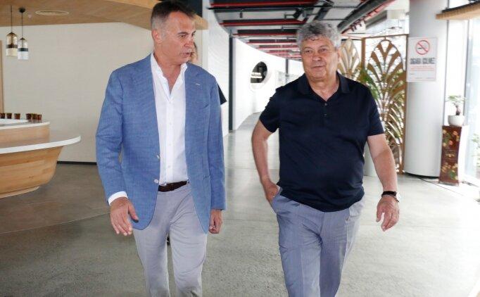 Lucescu'dan Beşiktaş'a Shakhtar sistemi