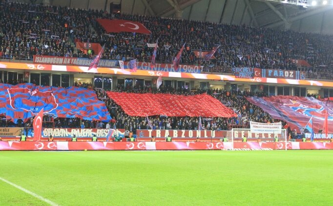 Trabzonspor taraftarı rekor kırdı
