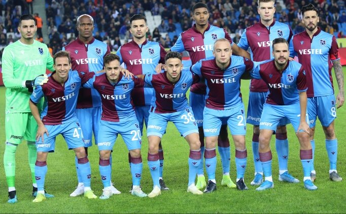 Trabzonspor'da kemik kadro geri dönüyor