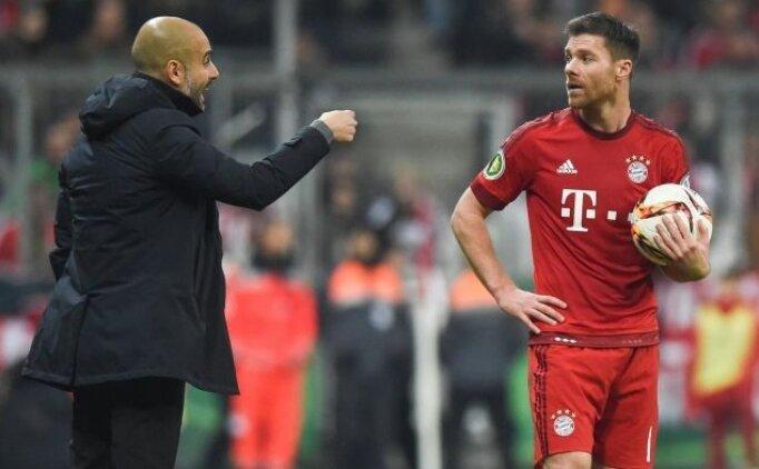 'Pep Guardiola için Real Madrid'den ayrıldım'