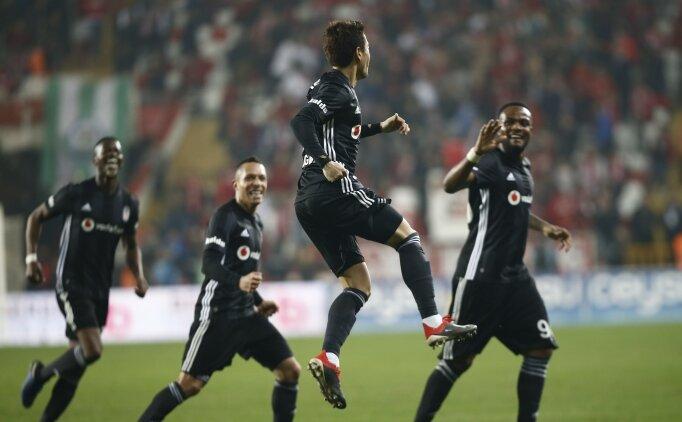 İZLE | Antalyaspor 2-6 Beşiktaş maçı özeti ve golleri
